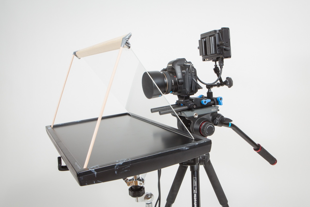DIY-Teleprompter