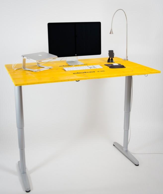 DOKA-Ikea Schreibtisch