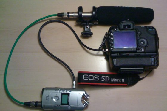DSLR-Video Equipment