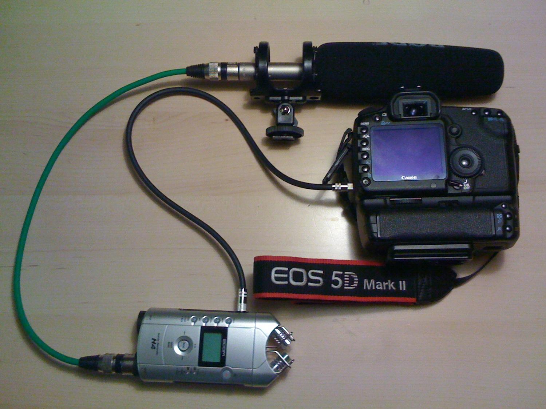 DSLR-Video Equipment
