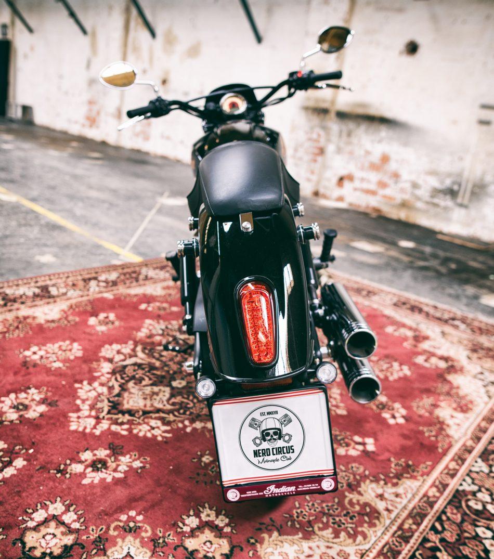 Indian Scout Sixty Custom Bike