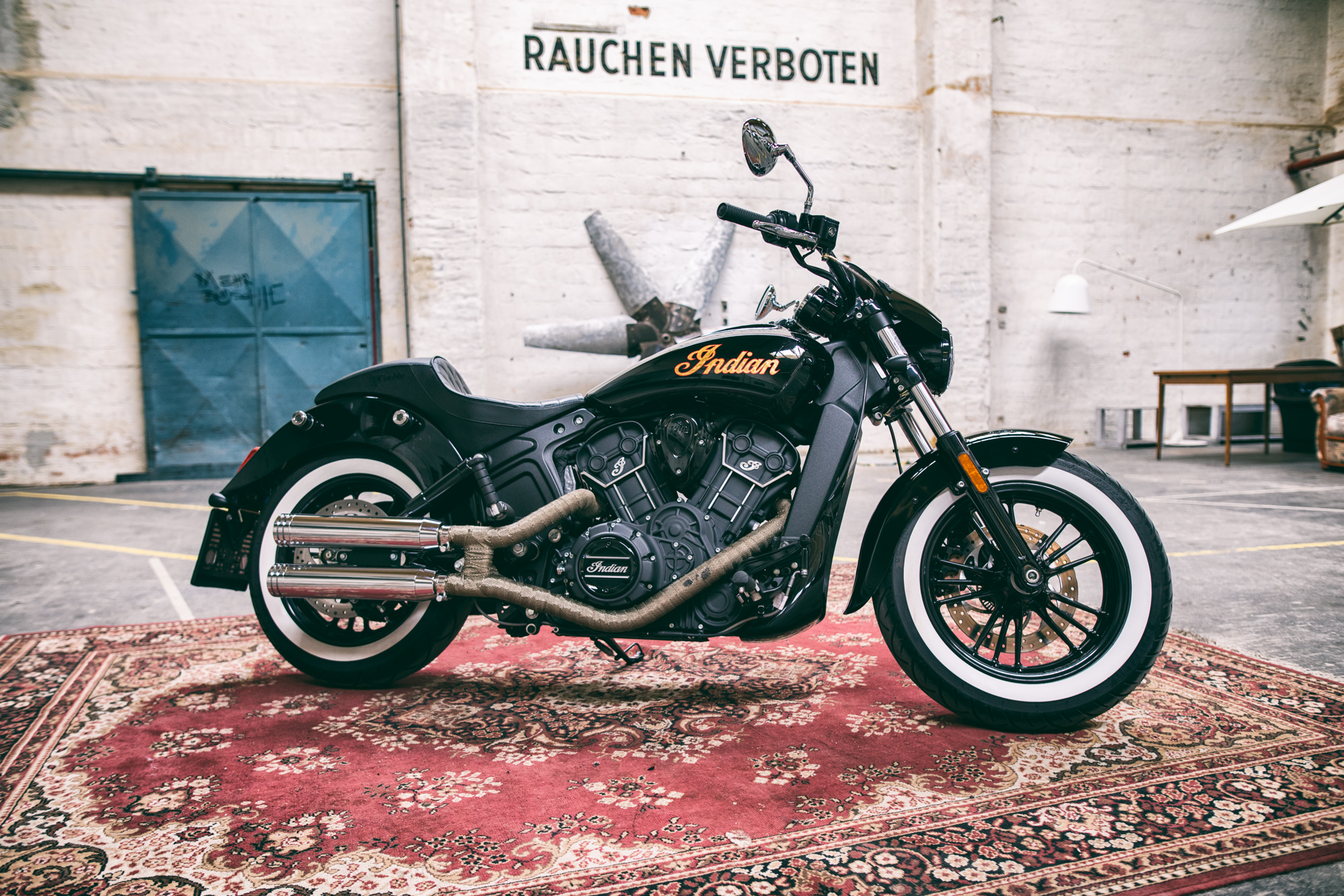 Indian Scout Sixty Custom