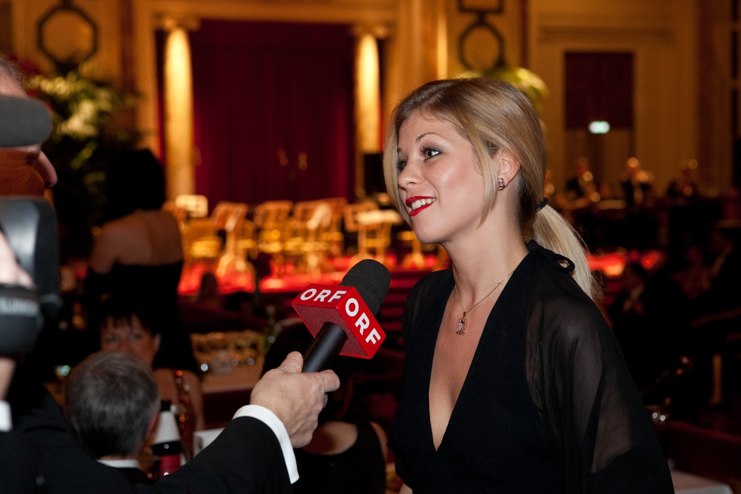 ORF-Interview