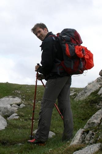 Chris wandert