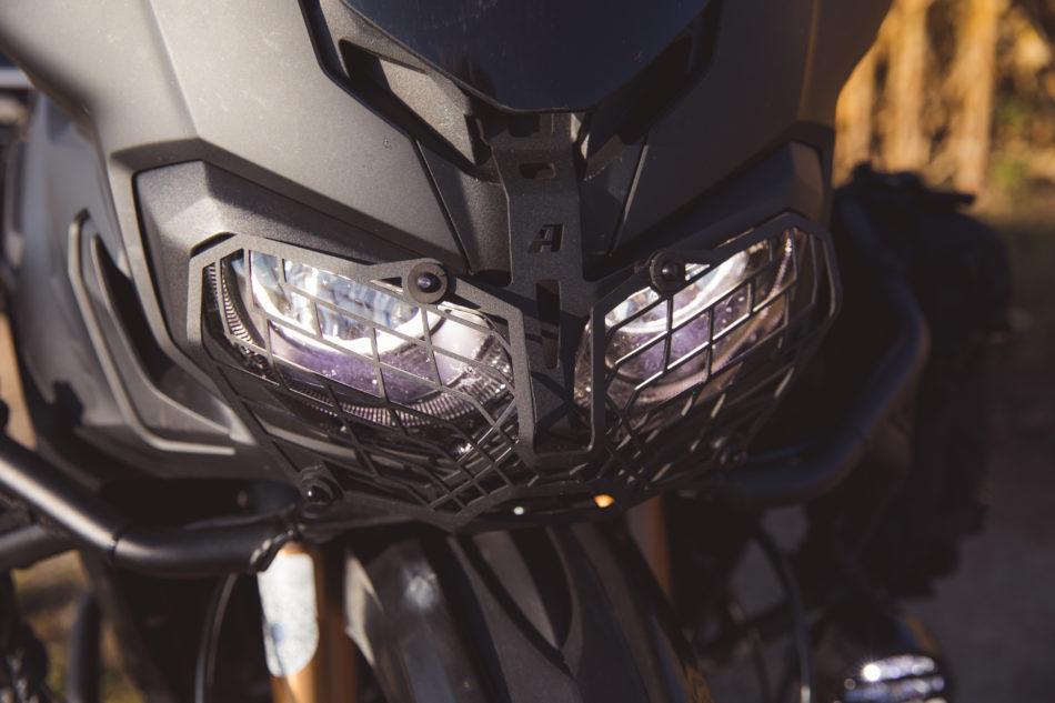 Alt Rider Headlight Schutzgitter