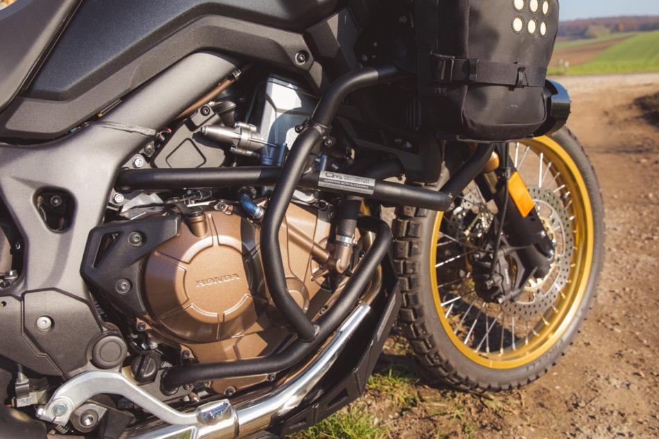 Outback Mototek Crashbars