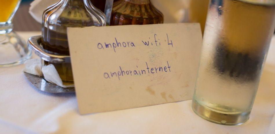 WiFi in Crete