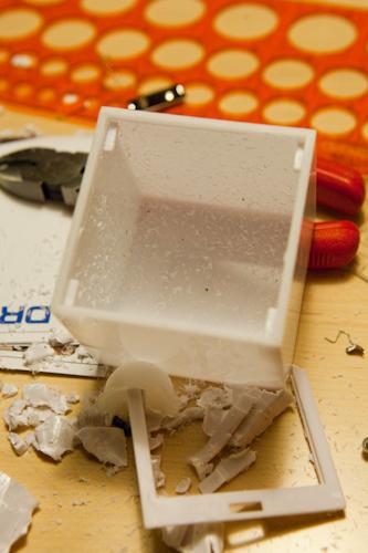 DIY-Mikrowürfel