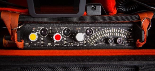 Sound Devices 302 Field Mixer