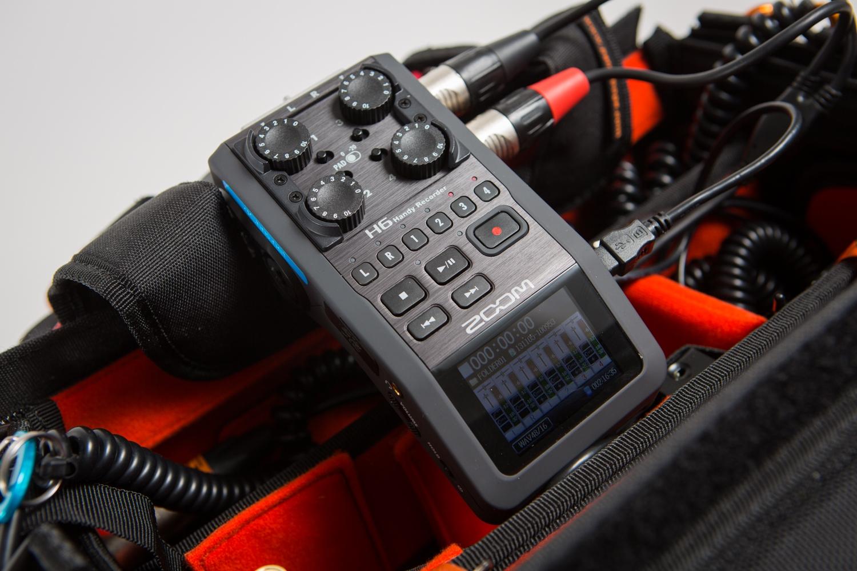 Zoom H6 Field Recorder