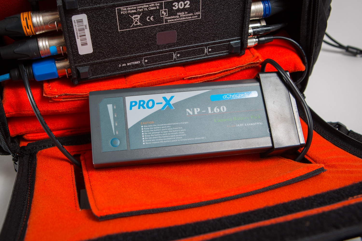 NP-60L Battery
