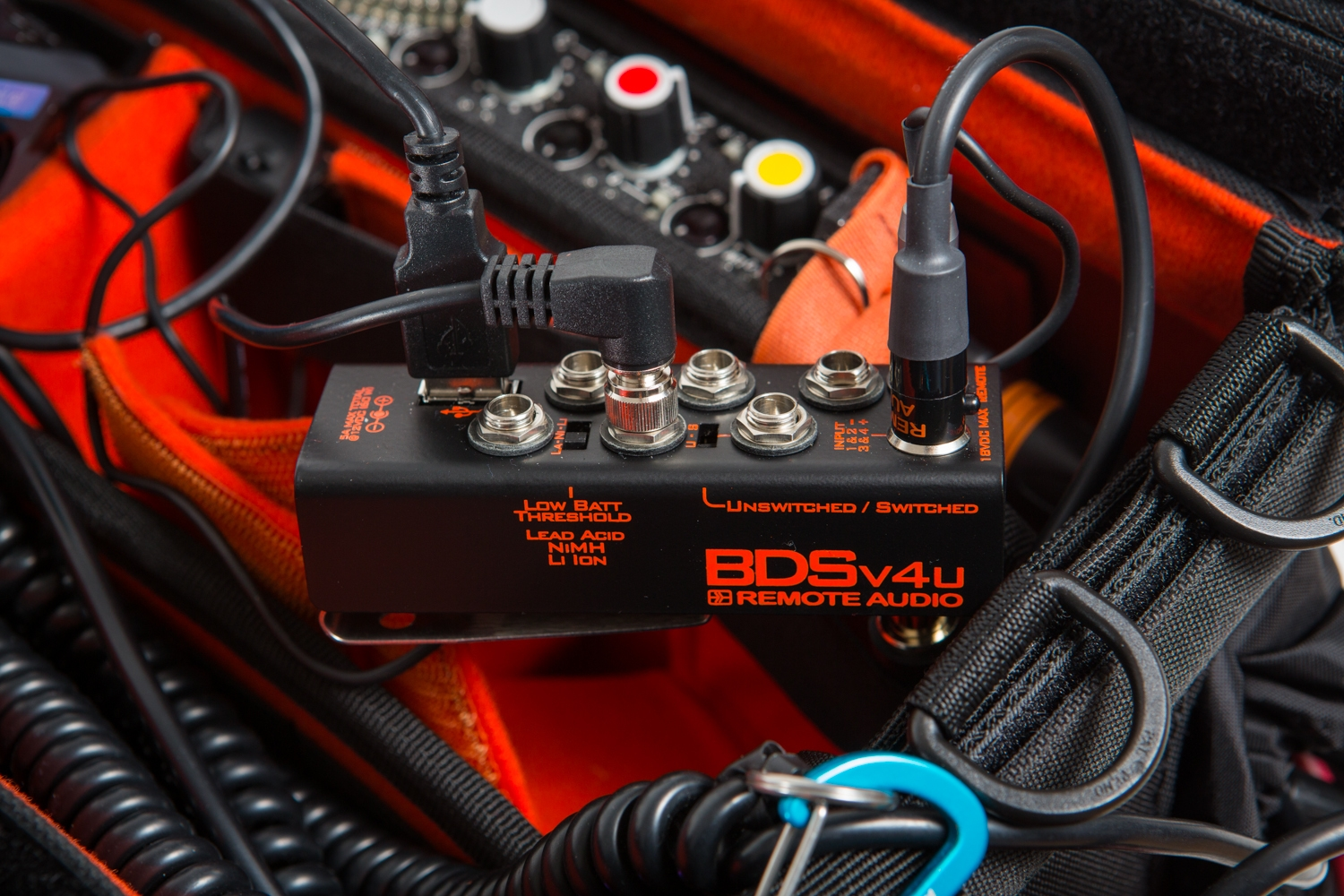Remote Audio BDSv4u